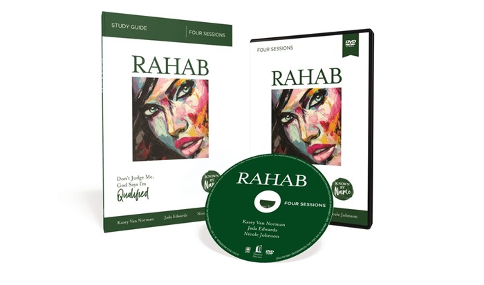 Known By Name: Rahab with DVD (Paperback w/DVD)