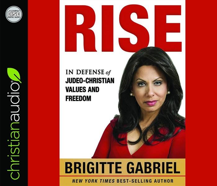 Rise Audio Book (CD-Audio)