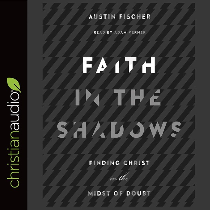 Faith In The Shadows Audio Book (CD-Audio)