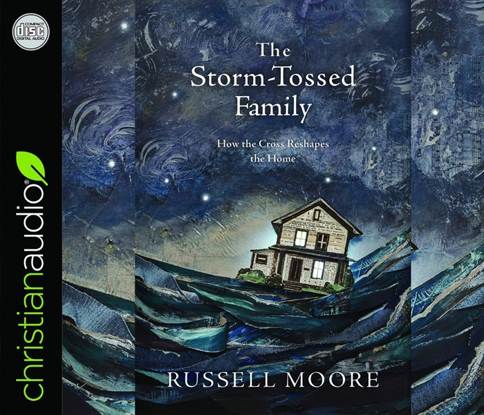 The Storm-Tossed Family Audio Book (CD-Audio)