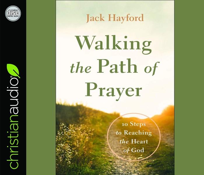 Walking The Path Of Prayer Audio Book (CD-Audio)
