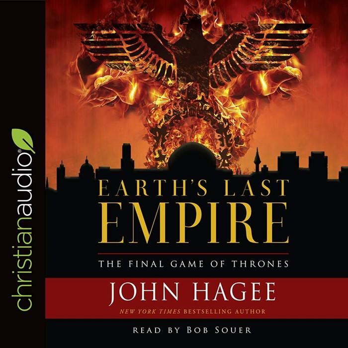 Earth's Last Empire Audio Book (CD-Audio)