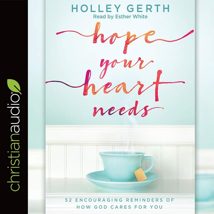 Hope Your Heart Needs Audio Book (CD-Audio)