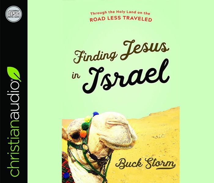 Finding Jesus In Israel Audio Book (CD-Audio)