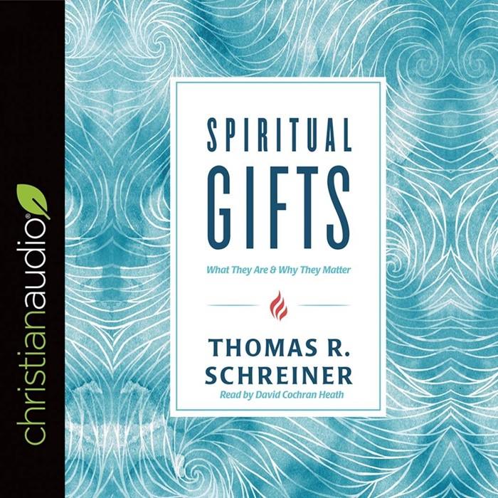 Spiritual Gifts Audio Book (CD-Audio)