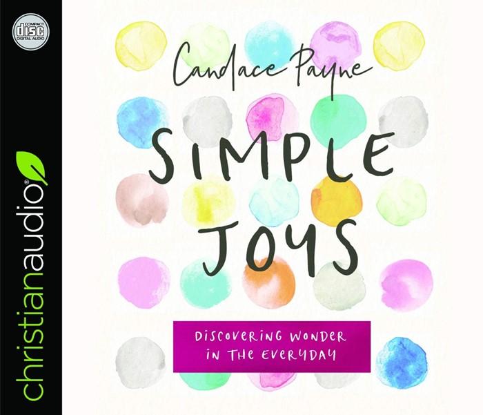 Simple Joys Audio Book (CD-Audio)