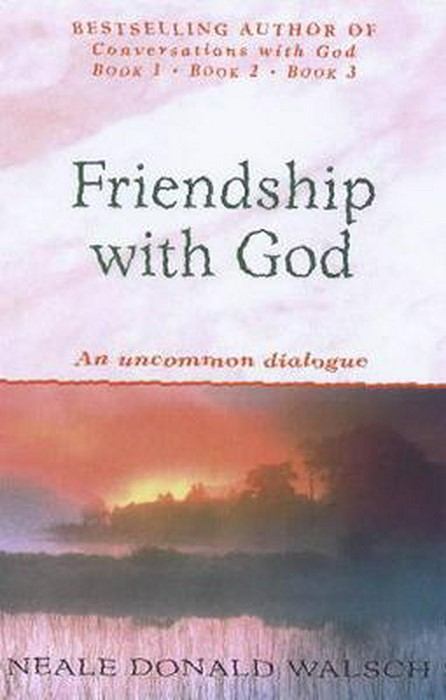 Friendship With God (Paperback)