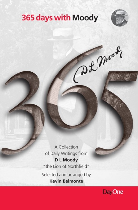 365 Days With D L Moody (Paperback)