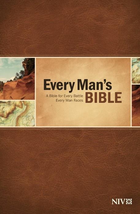 NIV Every Man's Bible (Paperback)
