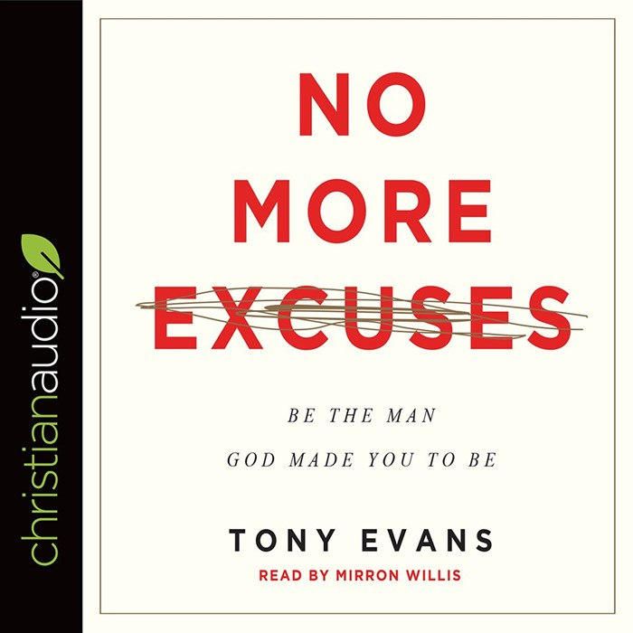 No More Excuses Audio Book (CD-Audio)