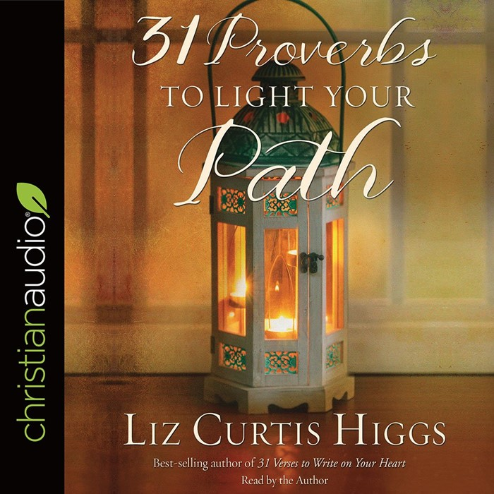 31 Proverbs To Light Your Path Audio Book (CD-Audio)