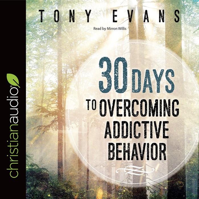 30 Days To Overcoming Addictive Behaviour Audio Book (CD-Audio)