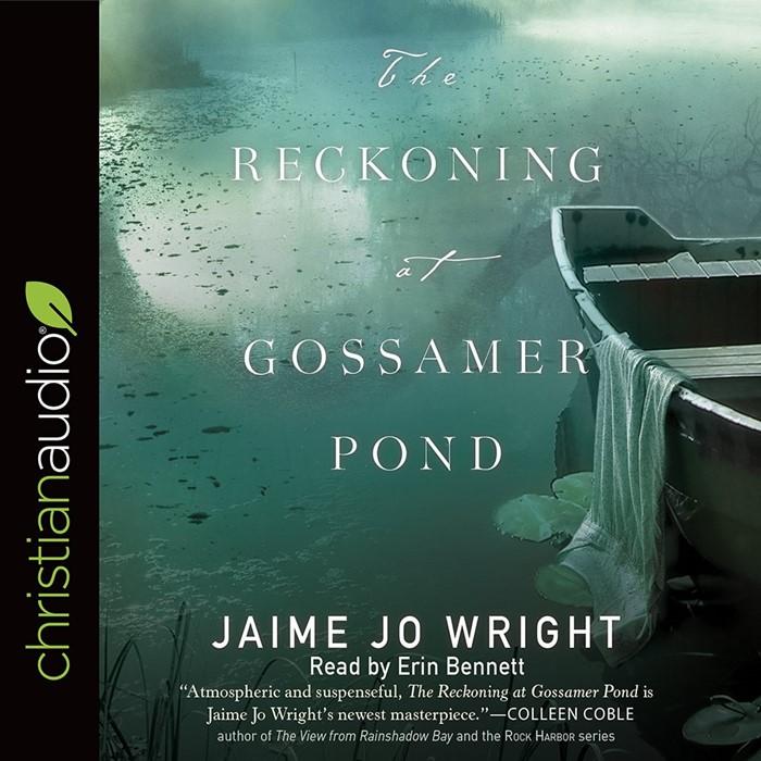 The Reckoning At Gossamer Pond Audio Book (CD-Audio)