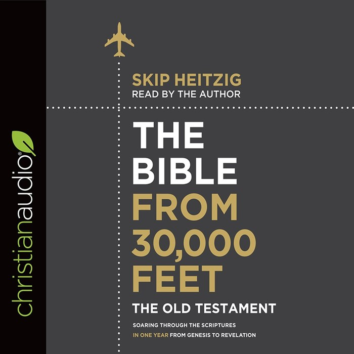 The Bible From 30,000 Feet Old Testament Audio Book (CD-Audio)
