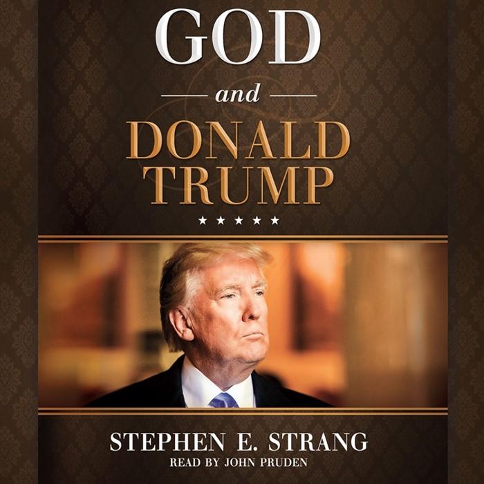 God And Donald Trump Audio Book (CD-Audio)