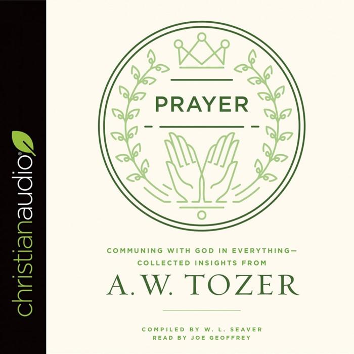 Prayer Audio Book (CD-Audio)