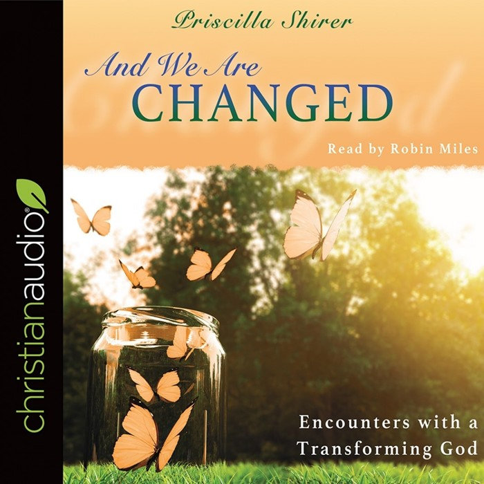 And We Are Changed Audio Book (CD-Audio)