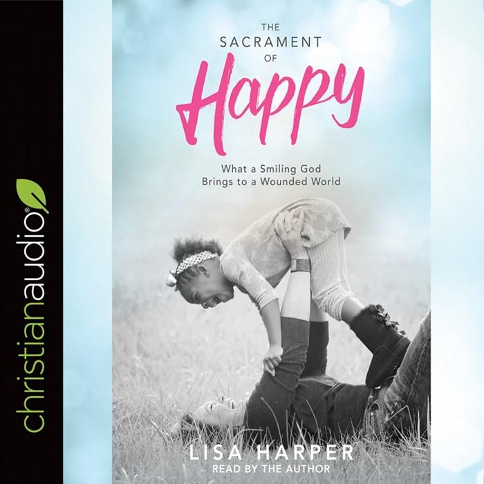 The Sacrament Of Happy Audio Book (CD-Audio)