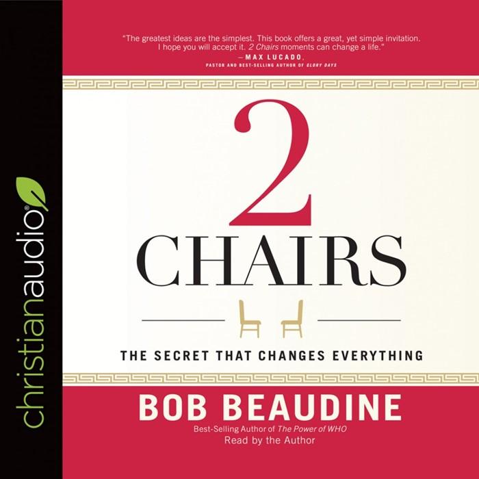 2 Chairs Audio Book (CD-Audio)