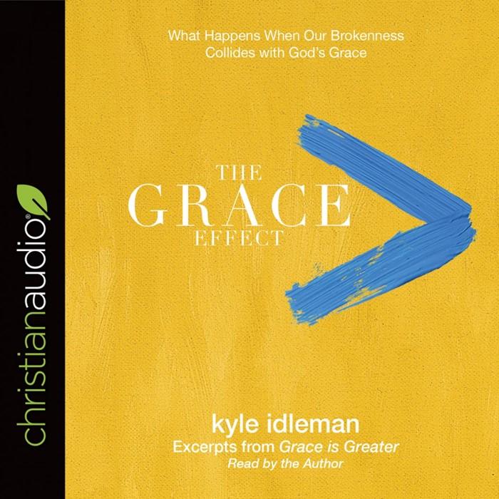The Grace Effect Audio Book (CD-Audio)