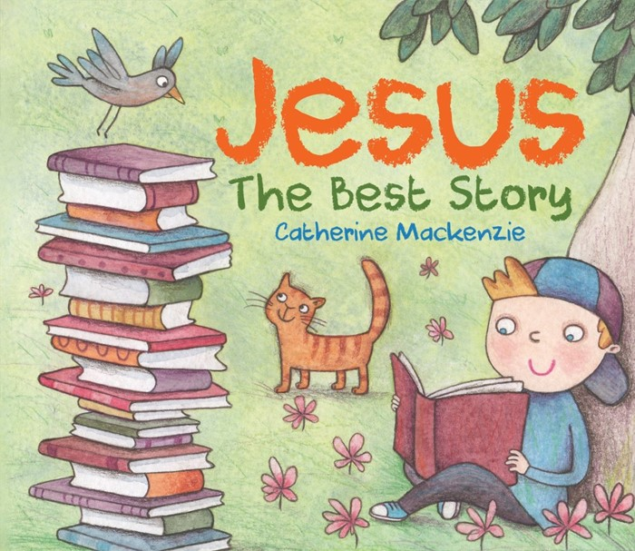 Jesus (Board Book)