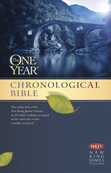 The NKJV One Year Chronological Bible (Hard Cover)