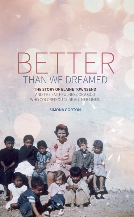Better Than We Dreamed (Paperback)