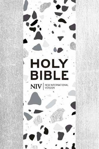 NIV Pocket Soft-tone Bible, Silver (Paperback)