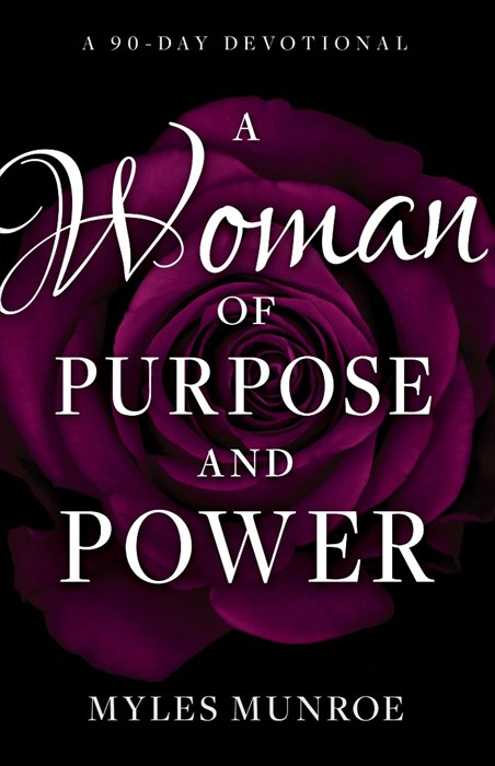 Woman of Purpose and Power, A (Paperback)
