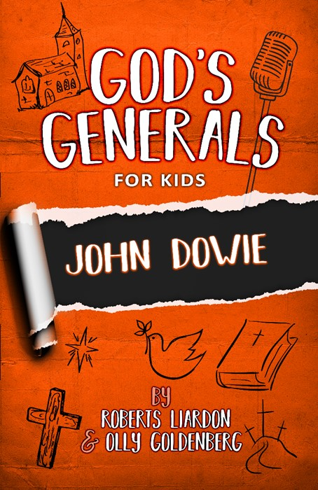 God's Generals For Kids, Volume 3 (Paperback)