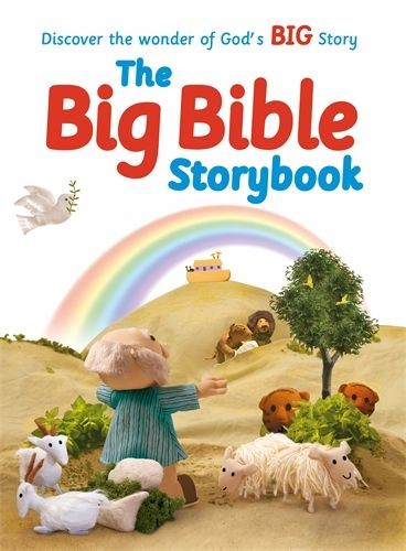 The Big Bible Storybook (Hard Cover)