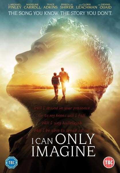I Can Only Imagine DVD (DVD)