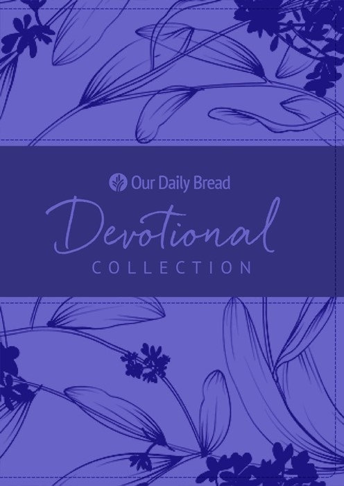 Our Daily Bread 2019 Devotional Collection, Lilac (Imitation Leather)