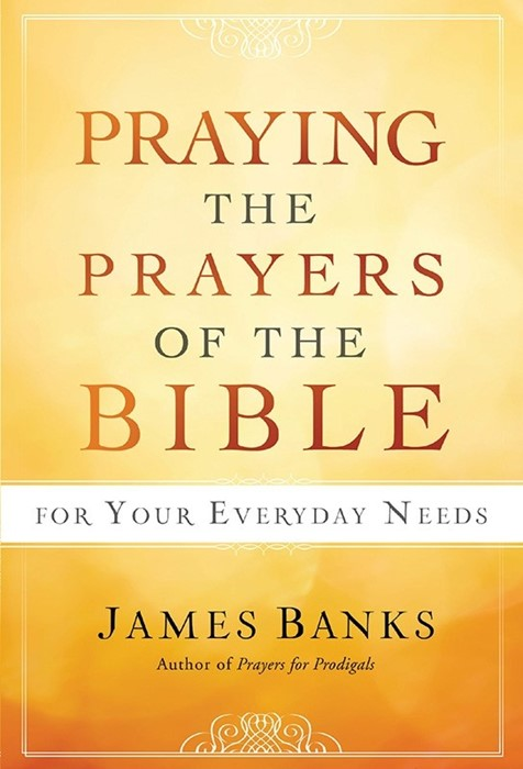 Praying The Prayers Of The Bible For Your Everyday Needs (Hard Cover)