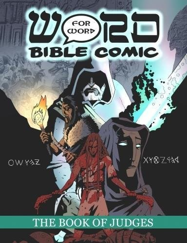 Book Of Judges, The (Second Ed.): Word For Word Bible Comic (Paperback)