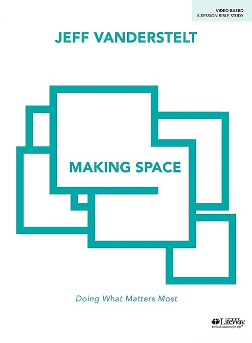 Making Space Bible Study Book (Paperback)