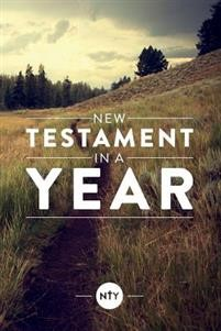 New Testament In A Year (Paperback)