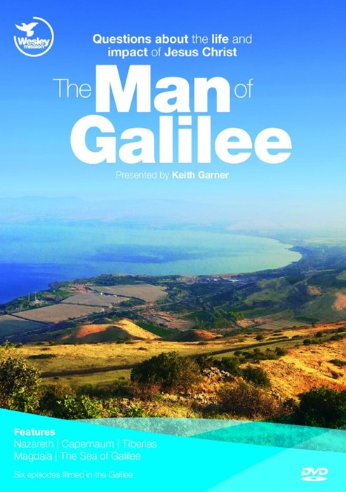 The Man From Galilee DVD (DVD)