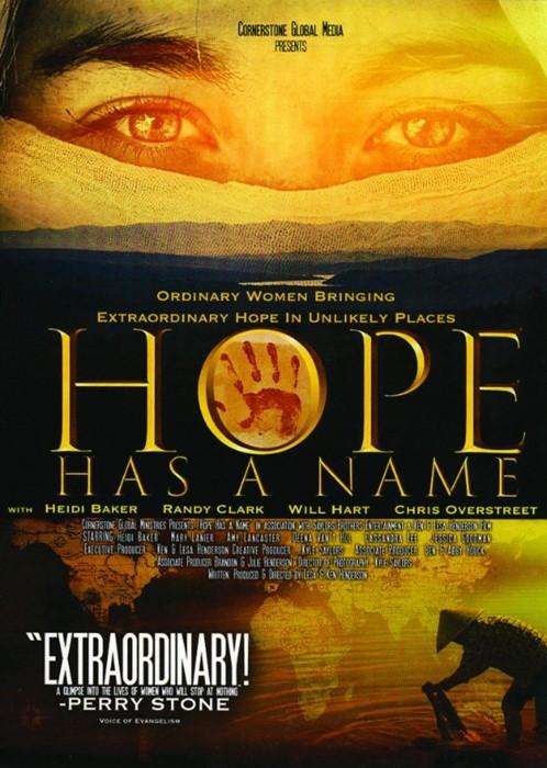 Hope Has A Name DVD (DVD)