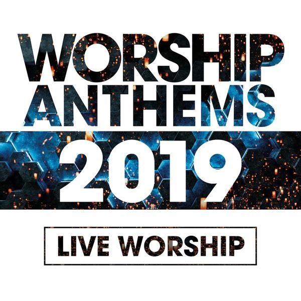 Worship Anthems 2019 CD (CD-Audio)