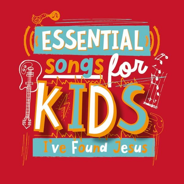 Essential Songs For Kids: I've Found Jesus CD (CD-Audio)