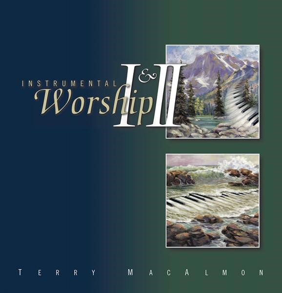 Instrumental Worship I & II CD (CD-Audio)