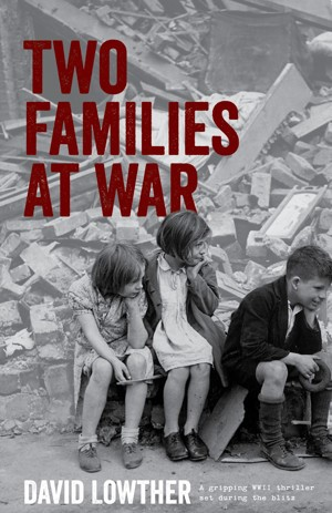 Two Families At War (Paperback)