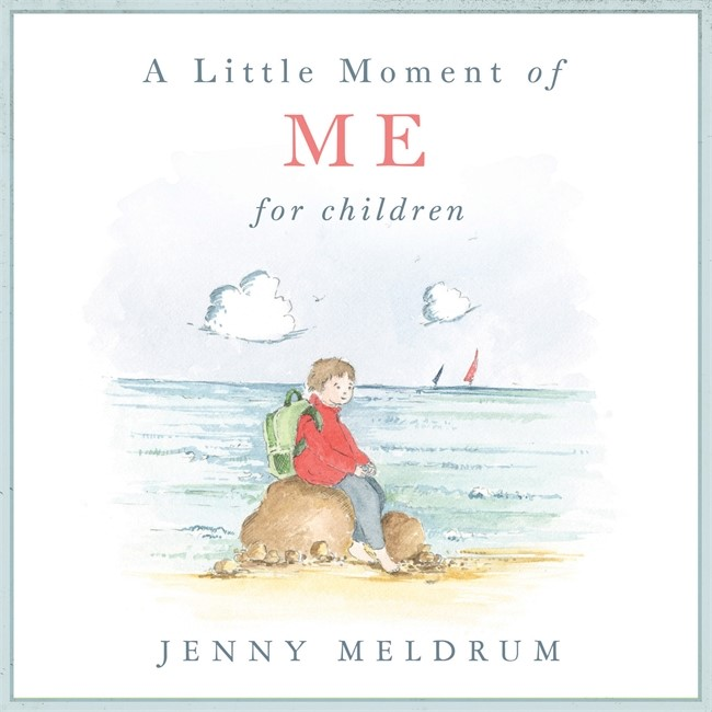Little Moment Of Me For Children, A (Hard Cover)