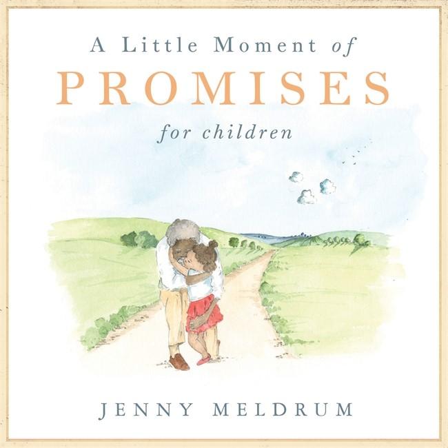 Little Moment Of Promises For Children, A (Hard Cover)