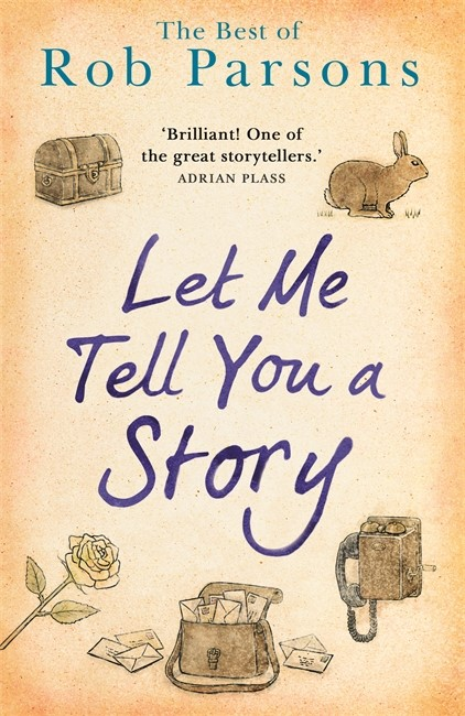 Let Me Tell You A Story (Paperback)
