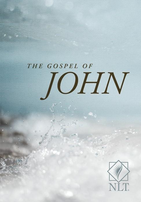 NLT Gospel Of John 10-Pack (General Merchandise)