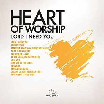 Heart Of Worship: Lord I Need You CD (CD-Audio)