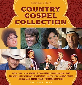 Bill Gaither's Classic Country Gospel Favorites CD (CD-Audio)