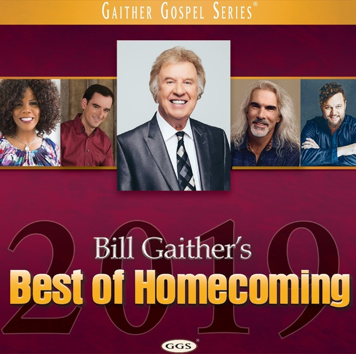 Bill Gaither's Best Of Homecoming 2019 CD (CD-Audio)